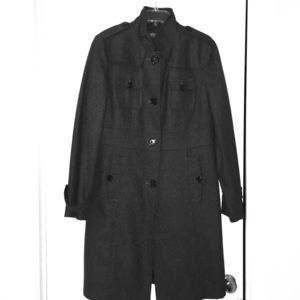 Kenneth Cole Reaction 3/4 length pea coat